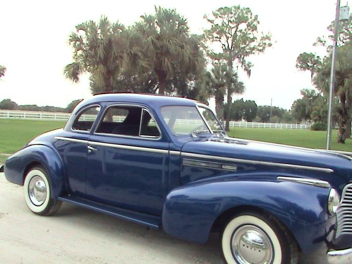 1940 Buick Coupe