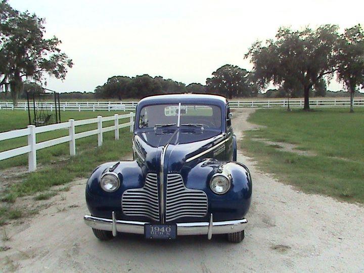 1940 Bride Ride