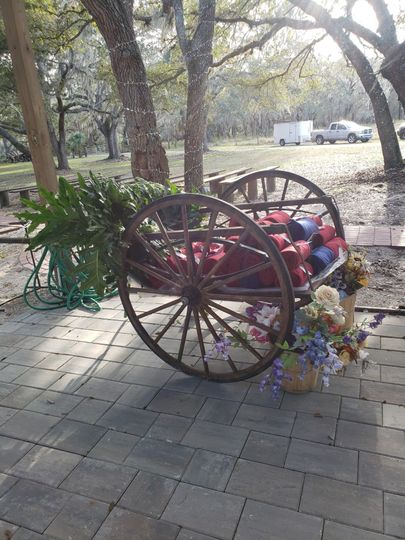 Carriage/gifts