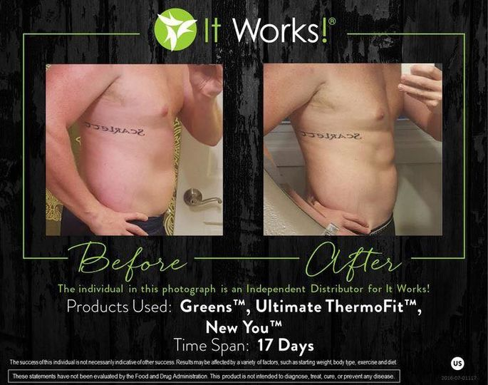 greens ultimate theromofit new you