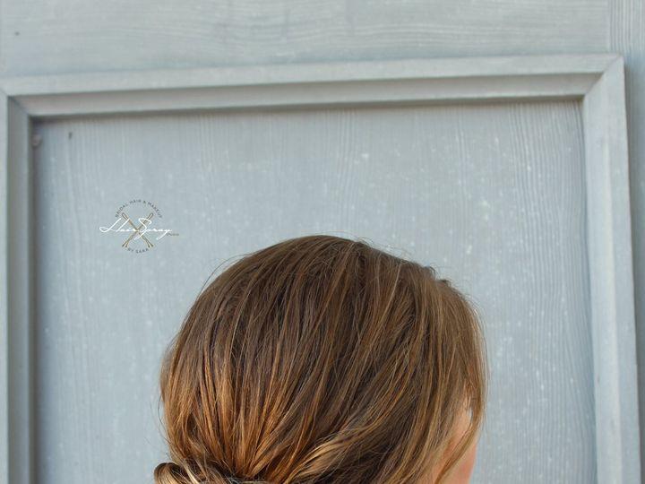 Tmx Beachy Chignon 51 904377 Chula Vista, CA wedding beauty