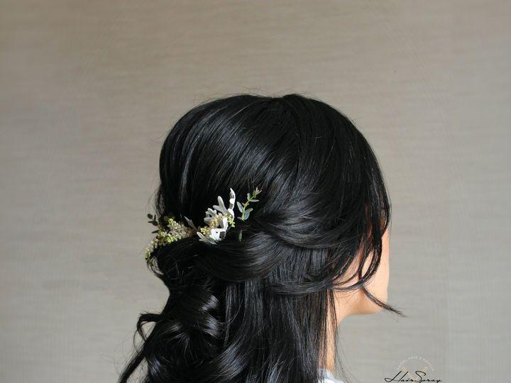 Tmx Halfup 51 904377 Chula Vista, CA wedding beauty