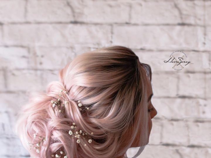 Tmx Pinkbun1 3 51 904377 Chula Vista, CA wedding beauty