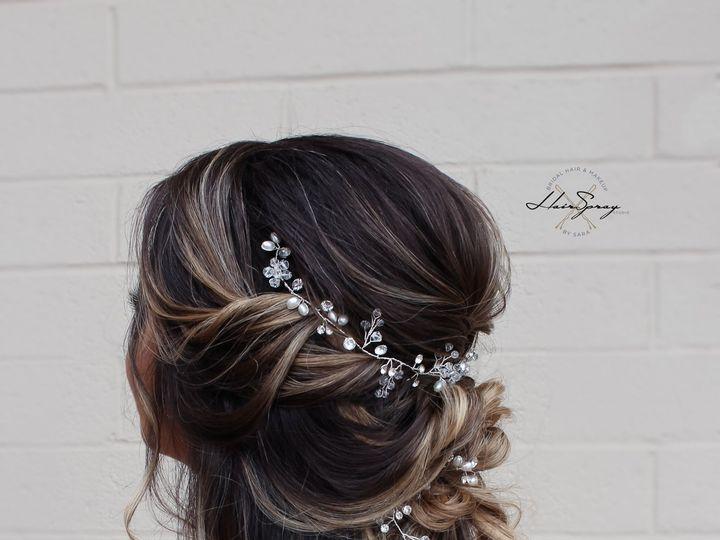 Tmx Yuliana Half Up 2 51 904377 Chula Vista, CA wedding beauty