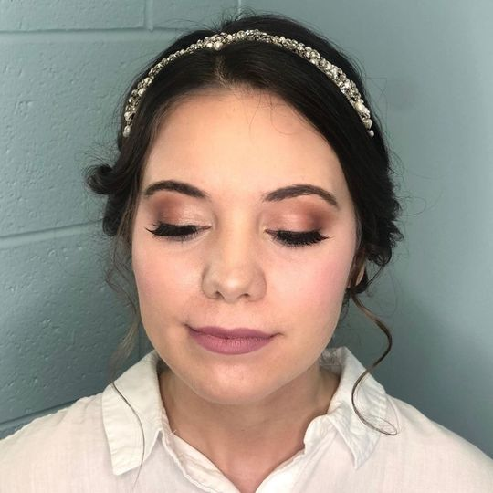 Bridal Party Eyes