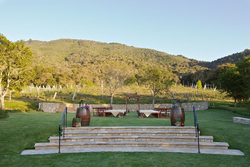 carmel valley ranch vineyard lawn