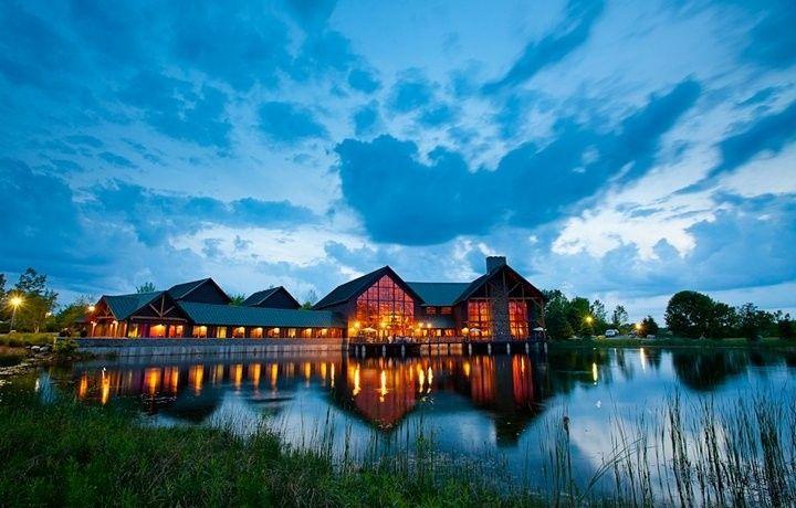 The Lodge At Welch Allyn Venue Skaneateles Falls Ny