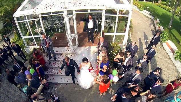 weddingdronenjpaphotovideocelebrate