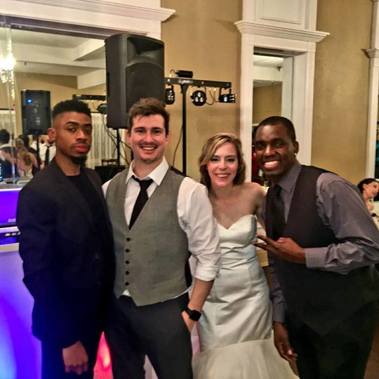 Decker wedding reception March 16 2018 A1A Aleworks