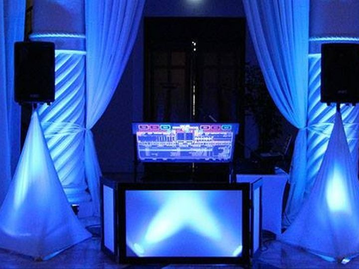 Tmx 1485980270094 Just Jamz Ent Setup Pic Jamies Reception Saint Johns, FL wedding dj