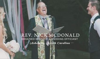 Rev. Nick McDonald