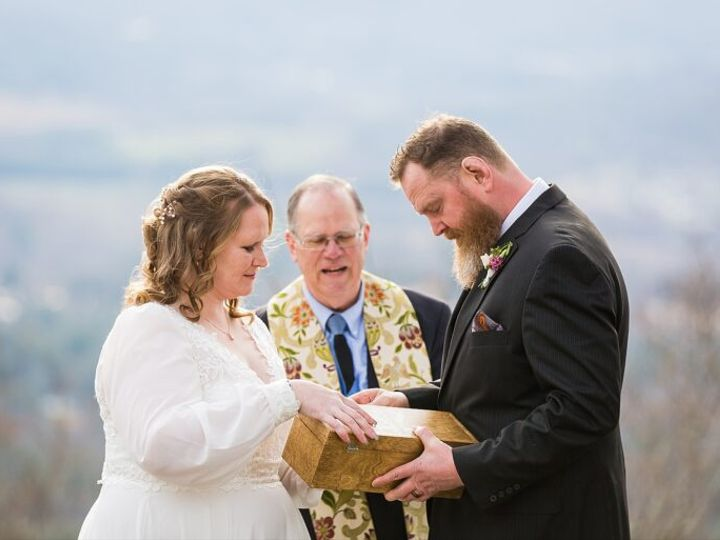 Tmx Img 0452 51 1158377 160245945815171 Asheville, NC wedding officiant