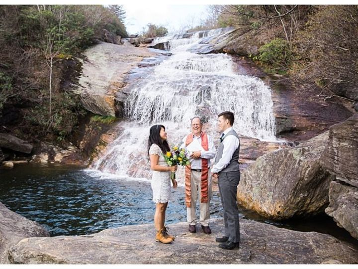 Tmx Img 0498 51 1158377 160245961697810 Asheville, NC wedding officiant
