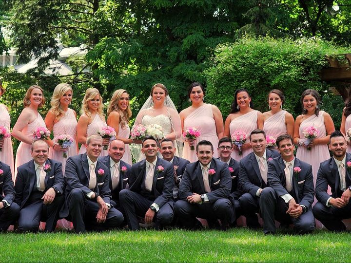 Tmx 1523918543 B3ac2b426a1df89e 1523918541 0d556af340ec3f02 1523918527200 6 BRIDAL PARTY Williamstown, NJ wedding videography