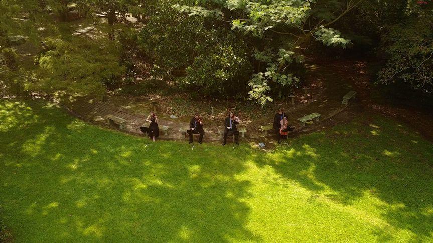 Quartet - Aerial