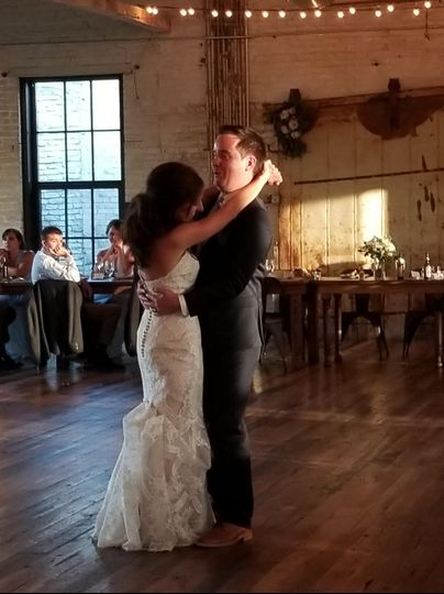Wedding at Journeyman