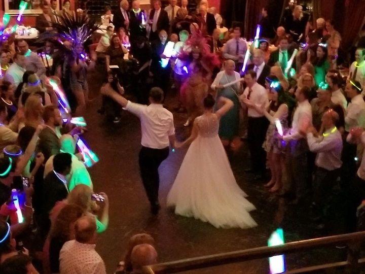 Wedding at Carnivale