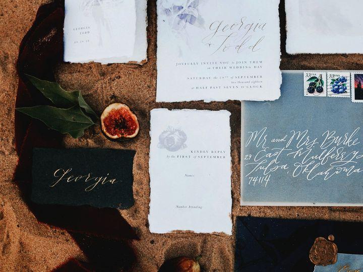 Tmx 1530810520 652b95f25fcb2710 1530810518 A11508b4f8d89af8 1530810516325 20 1ST 2898 Tulsa, OK wedding invitation