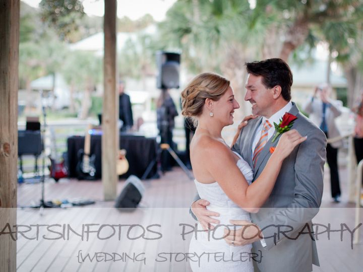 Tmx 1385487488868 Nicole Larocco Tim Skeehan 10 26 13 Hilton Head So Summerville, SC wedding dj