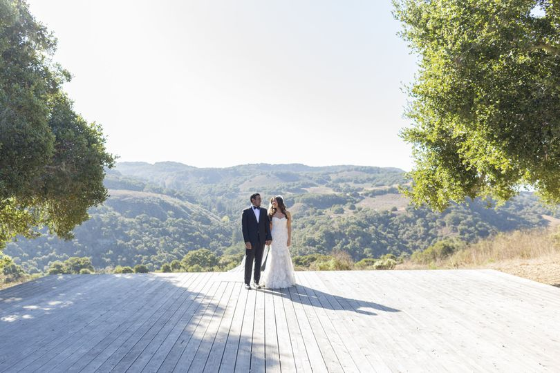 Carmel Valley Ranch Wedding
