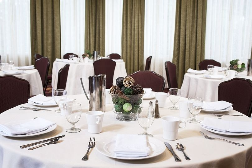 The Oak Room is our 2400 square foot ballroom that just opened on May 1, 2013. It features 12 floor...