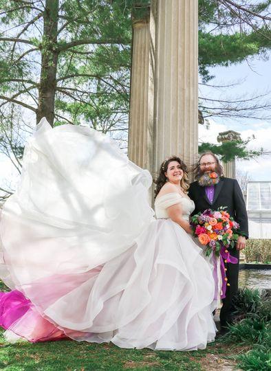 Big wedding dress | Photos-Careful Images by Cara