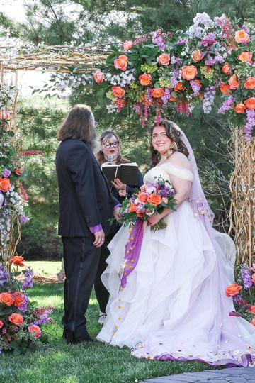 Wedding vows | Photos-Careful Images by Cara