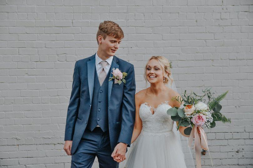Emily and Noah's wedding
