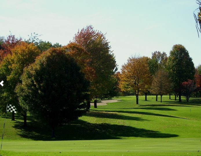 Trees and golf