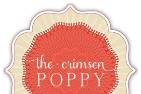 the crimson poppy - exquisite paper flowers
