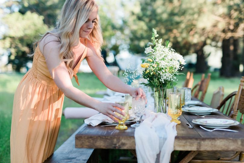 Styling the tables