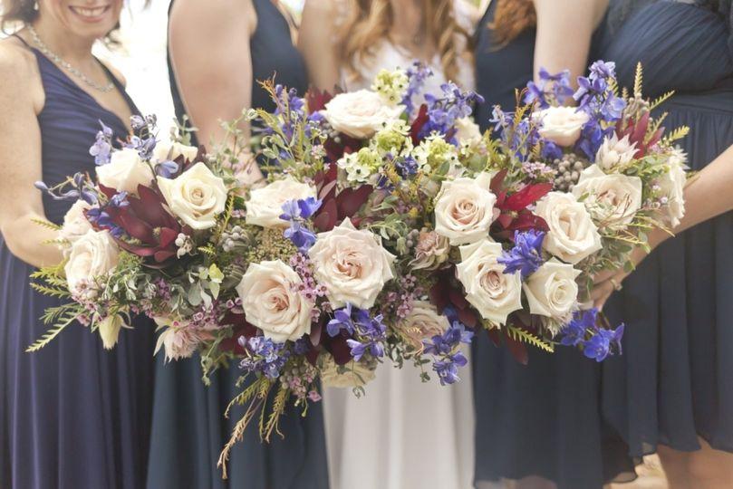 Bride/Bridesmaids Bouquets