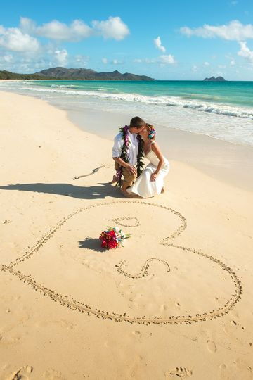 Beach Wedding Oahu