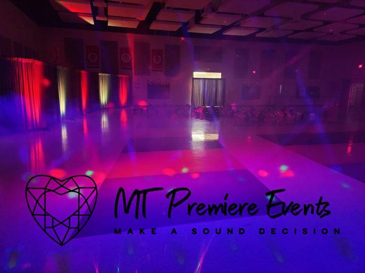 Prom up-lighting