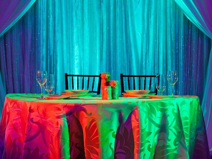 Tmx 1363700541677 HeadTableWBeadedCurtain3 Henrico, NC wedding eventproduction