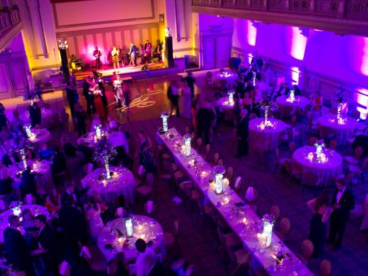Tmx 1363700617772 PurpleFacingStage1 Henrico, NC wedding eventproduction