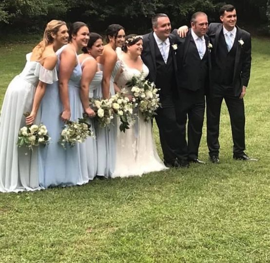 Brielle & Kyle's wedding