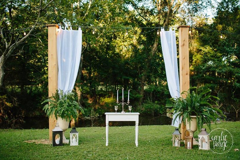 Archway for Vows