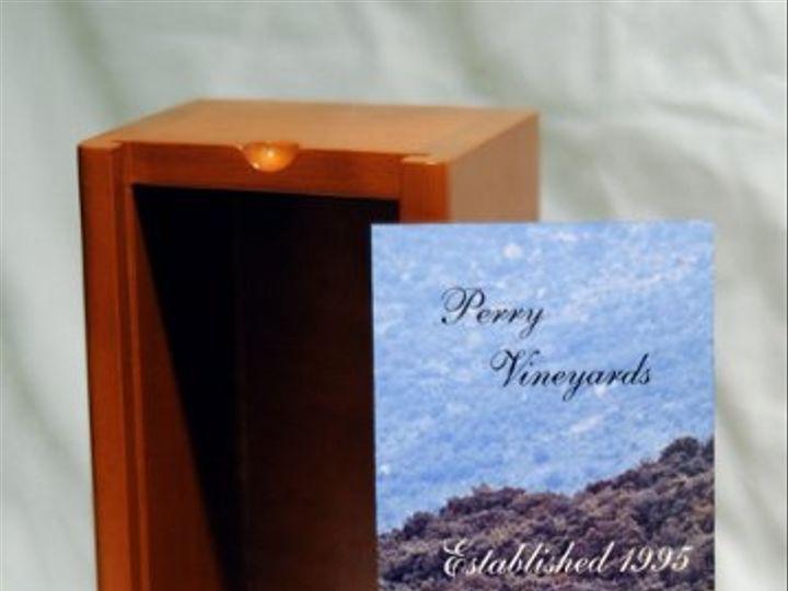 Tmx 1265649267218 Winebox2 Plymouth wedding favor