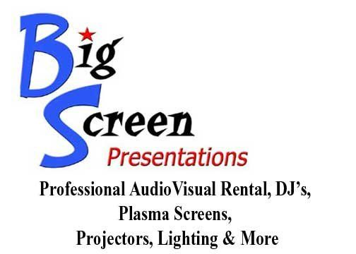 Big Screen Presentations