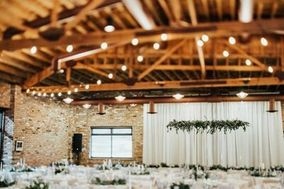 Modern wedding and event decor