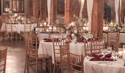 Modern wedding and event decor