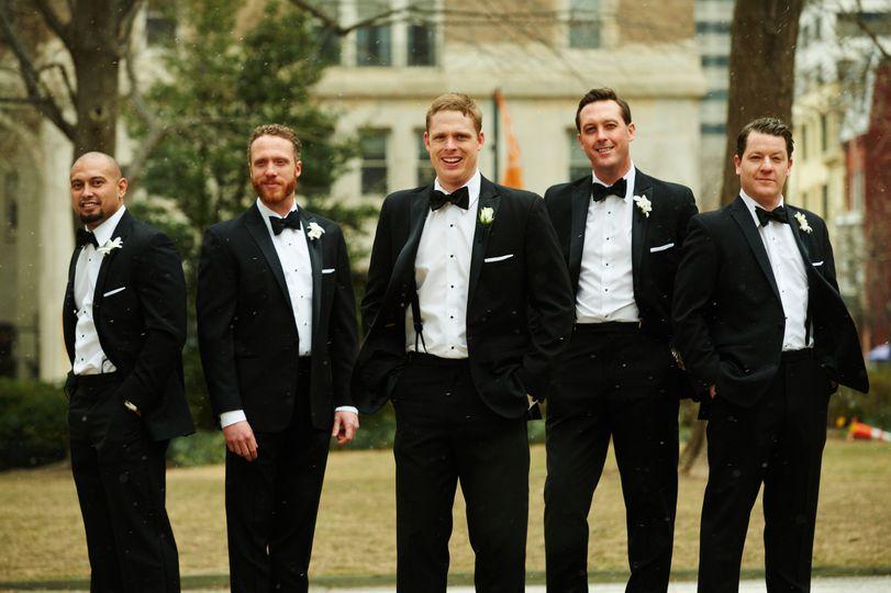 Classic tuxedos