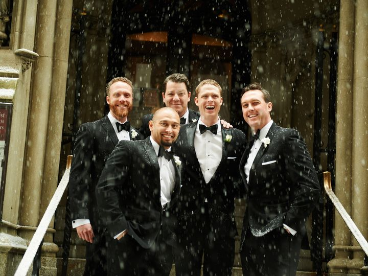 Tmx 1443805636167 Groomsmen Snow Drexel Hill, PA wedding dress