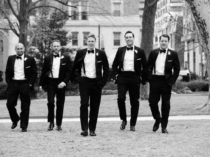 Tmx 1443805661682 Groomsmen Rittenhouse Square3 Drexel Hill, PA wedding dress