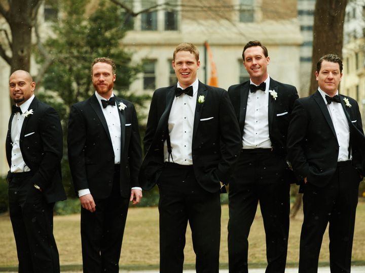 Tmx 1443805691918 Groomsmen Rittenhouse Square2 Drexel Hill, PA wedding dress