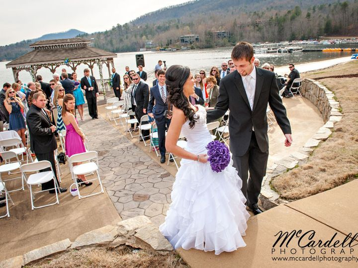 Tmx 1381867797662 72lake Lure Wedding Photography Rumbling Bald Lake Lure, North Carolina wedding venue