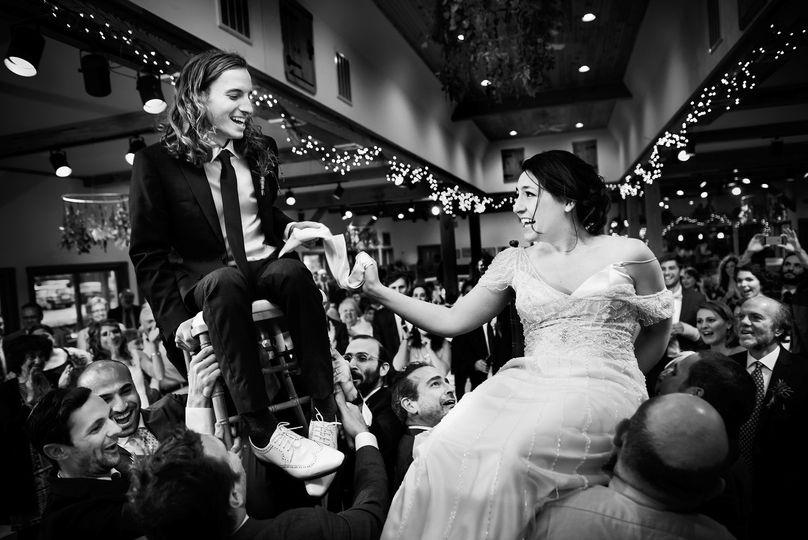 Celebrating the newlyweds | Hannah Photography