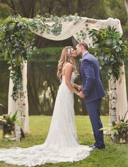 Ceremony Arbor | Nicole Sauer