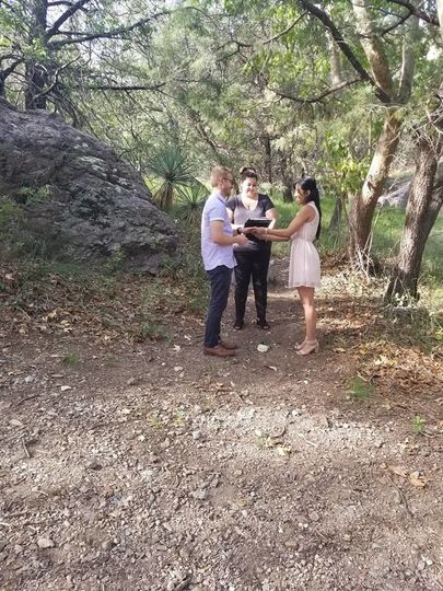 Daphne & David Madera Canyon07/25/2018
